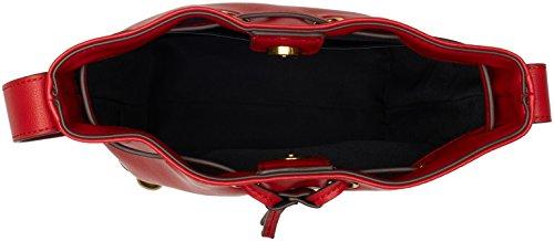 JC4349PP05K60500 PU 18 SS secchiello Rosso Gran Love tracolla Borsa Moschino con gT0Fvn