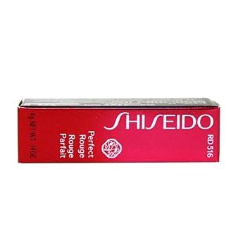 Shiseido Perfect Rouge Lipstick, RD516, Cerise