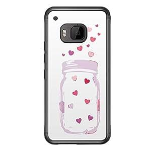 Loud Universe Nexus 6 2015 Love Valentine Files A Valentine 39 Transparent Edge Case - Multi Color