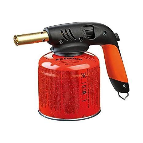 Soldador a Gas Para Fontanero con Piezo: Amazon.es: Bricolaje y herramientas