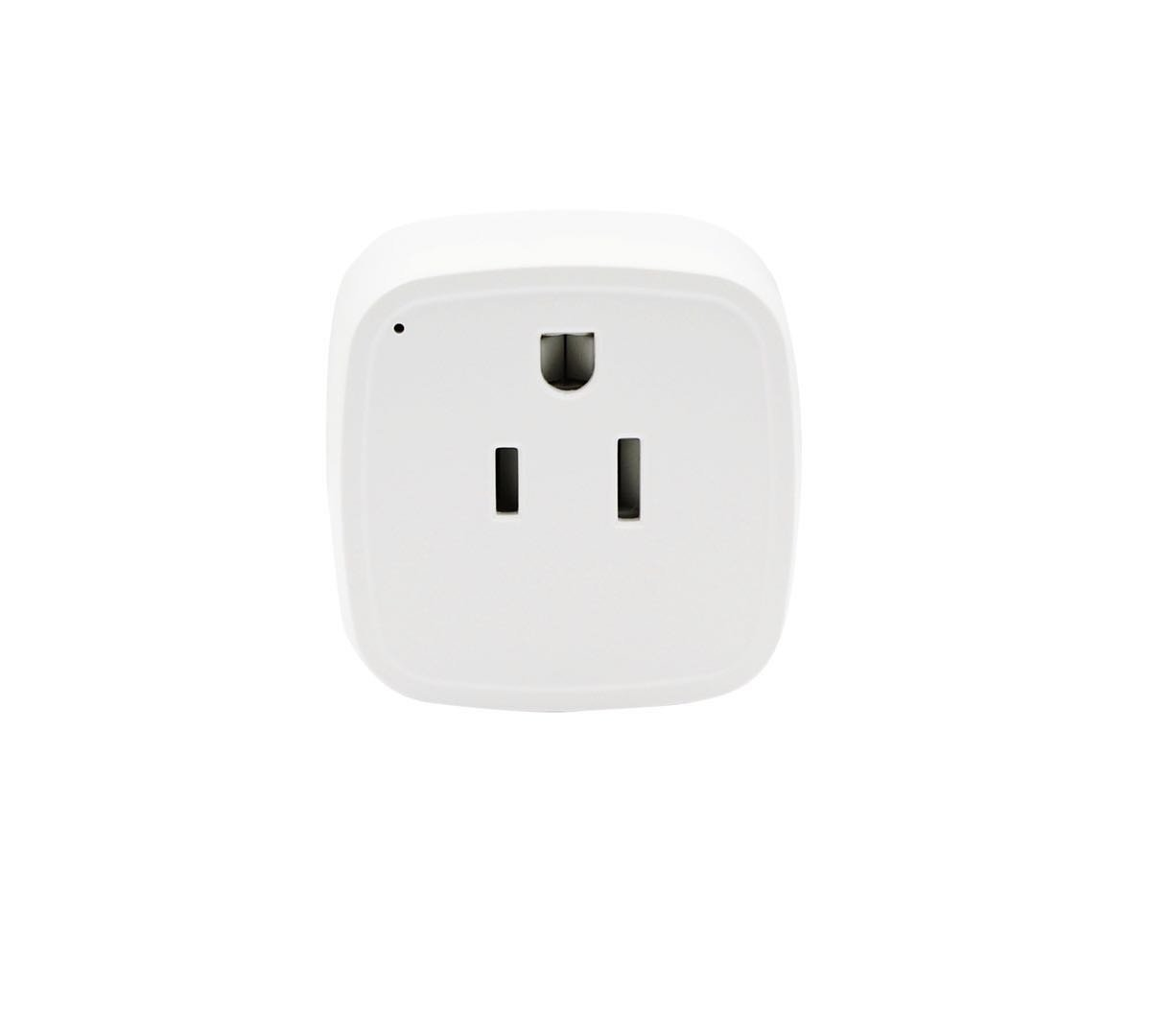 YOURUN Smart Plug Compatible with Alexa, Google Home, Mini Outlet Wifi Smart Socket with No Hub Required, Timing, Control Your Devices from Anywhere, ETL Listed,2-Pack
