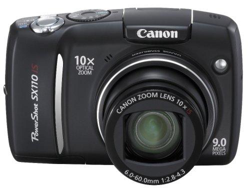 Canon デジタルカメラ PowerShot (パワーショット) SX110 IS PSSX110IS