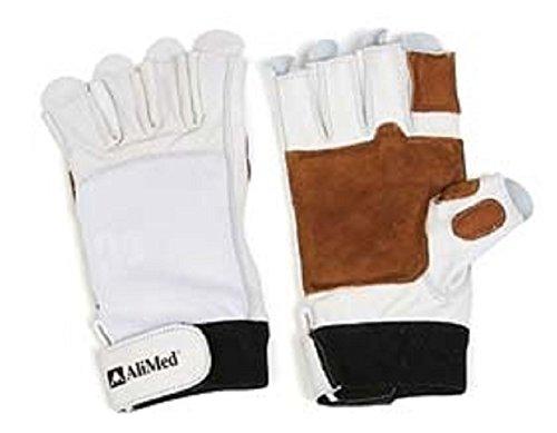 Alimed Lighter Duty T-Foam Impact Mitts (X-Large)