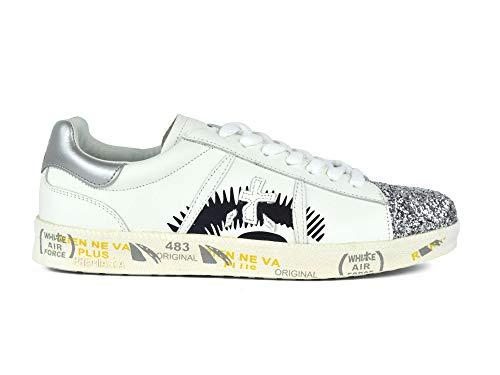 Sneakers Predefinito Bianco donna 38 da Eu Premiata Bianco 75wfdqxf4