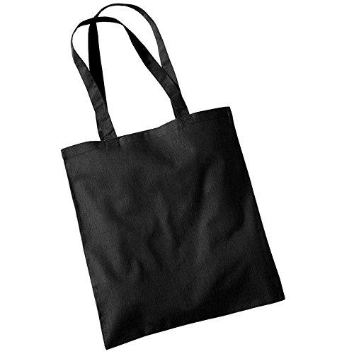 Para el hombro de molinillo de algodón para mujer Westford Promo bolsa de transporte bolsa aislante para negro