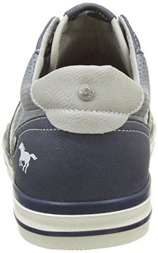 Mustang 4072-301-875, Zapatillas para Hombre Azul (875 Sky)
