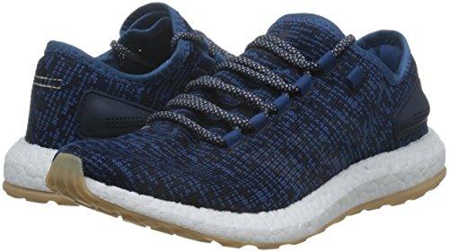 Adidas Herren Pureboost Laufschuhe, Blau (Azubas/Lino/Maosno), 43 EU