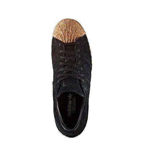 Chaussures adidas - Superstar 80s Cork W noir/noir/blanc taille: 42 2/3