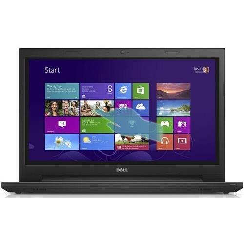 "Dell i3542-8333BK Inspiron 15 3000 15.6"" Touchscreen LED Notebook, Intel Core i5-4210U 1.7GHz, 8GB DDR3L, 1TB HDD, DVD-Writer, Intel HD4400, Wireless N/Bluetooth, HDMI/USB3.0, Windows 8.1 64bit, Black"