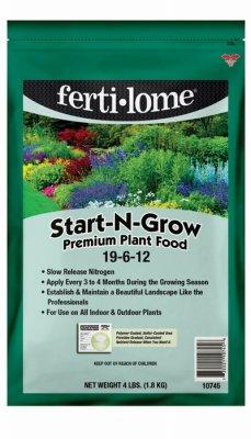 fertilome Start-N-Grow Premium Dry Plant Food