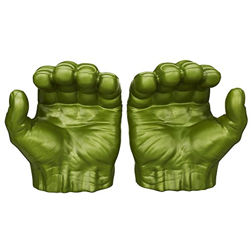 Avengers Marvel Hulk Gamma Grip Fists