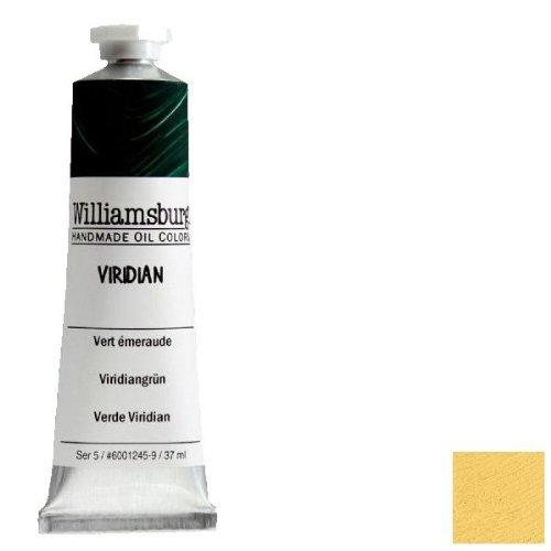 Williamsburg Handmade Oil Colors - Naples Yellow Italian - 37ml Tube by Williamsburg