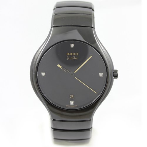 - Rado Rado True Jubile Men's Quartz Watch R27653752