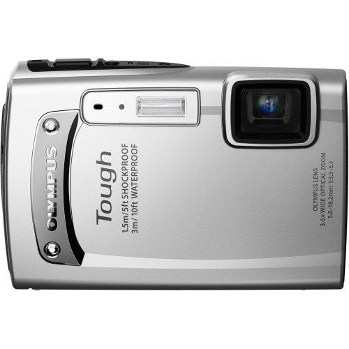 Olympus Tough Waterproof Camera 14Mp - 6