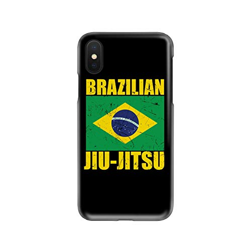 Superhero Gear Brazilian Jiu Jitsu Flag BJJ Phone Case (iPhone 5S)