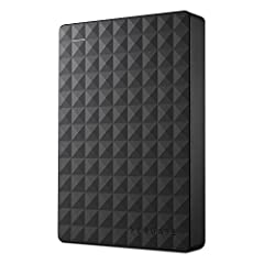 The Seagate Expansion Portable hard drive provides up to 4TB of extra storage for an ever-growing collection of files. Consolidate files into a single location and free up computer space. The drive is automatically recognized by the Windows o...