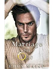 Marriage For One