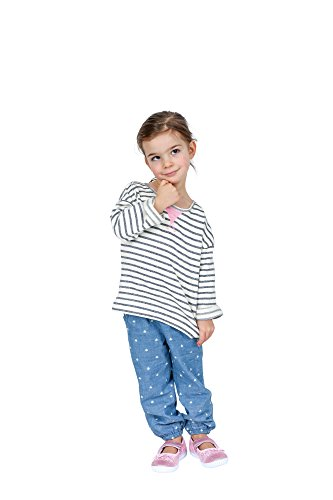 Vaqueros Niñas Blue para Light 590 Blau Denim Mini Sigikid Jeans wBqPEnf