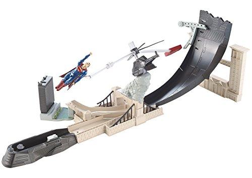 Batman Track - Hot Wheels Batman v Superman: Dawn of Justice Batmobile City Chase