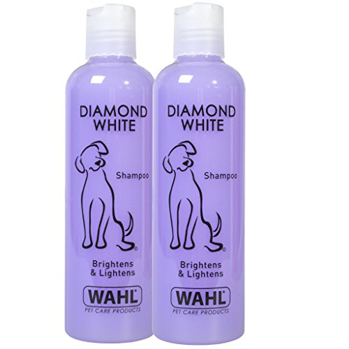Wahl Diamond White Pet Shampoo 250 ml ZX609, 2-Pack