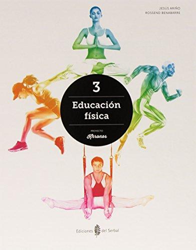 Descargar Libro Khronos 3 Educación Física 3r Curso Eso Jesús Ariño Laviña