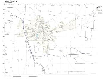 Amazon.com: ZIP Code Wall Map of Mount Vernon, IL ZIP Code ... on vernon hills il map, mt pulaski il map, mt prospect il map, lancaster il map, mount vernon wa map, cleveland il map, mt. vernon iowa map, mount vernon street map, monroe il map, mt. vernon washington state map, greenville il map, lake in the hills il map, dayton il map, evansville il map, lake forest il map, mt pleasant il map, elk grove village il map, mt carmel il map, madison il map, deer park il map,