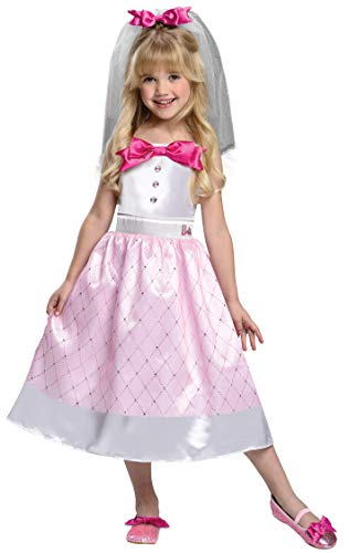 Barbie Bride Costume,