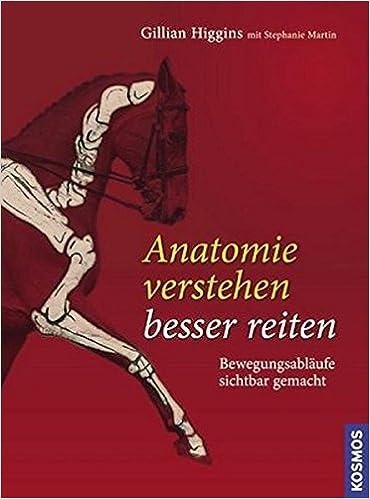 Anatomie verstehen - besser reiten: Bewegungsabläufe und Biomechanik ...