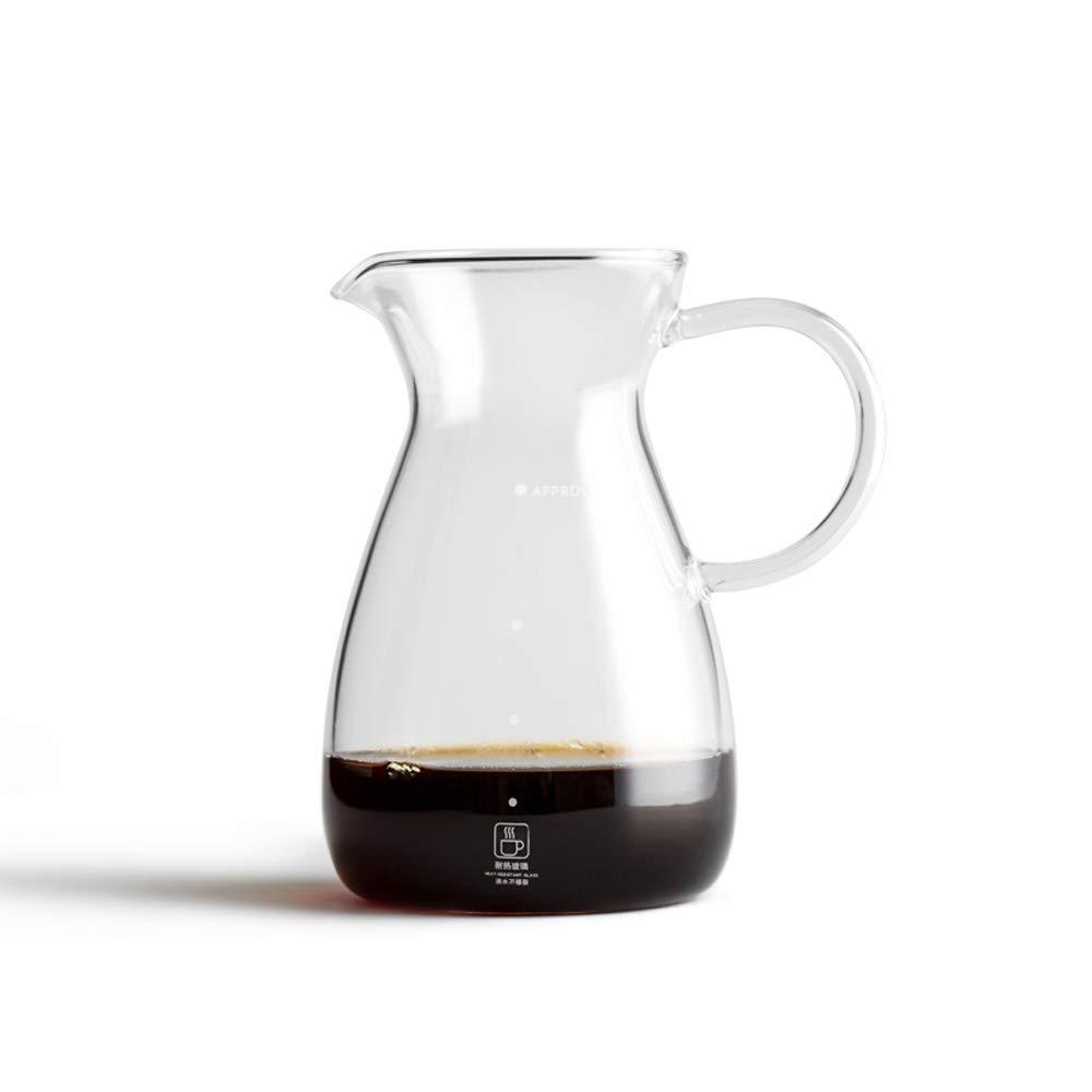 Acquisto Kaiyu Caffettiera per caffè in Vetro Resistente al Calore Prezzi offerta