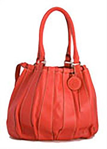SZ Collection Mirasol Handbag (Red) ()