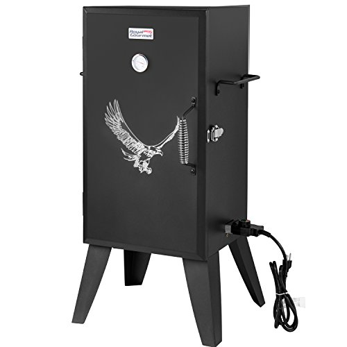 Royal Gourmet 28 Inch Electric Smoker with Adjustable...