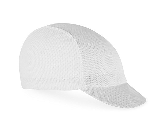 Giro Spf Ultralight Skull Cap Cycling Cap Pure White ()