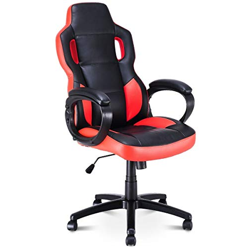 Gaming Chair Executive Office Chair Racing Style Swivel Computer Chair BESTChoiceForYou BESTChoiceForYou