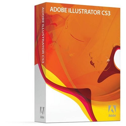 Adobe Illustrator Cs3   Complete Package   1 User   Dvd   Mac   Canadian French   16001638