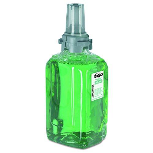 GOJO 881603CT Botanical Foam Handwash Refill, Botanical, 1250mL Refill (Case of - Moisturizer Pump Extract Skin Refill