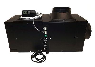 Wine Guardian D050 – 1/2 Ton (1500 Cu. Ft.) Wine Cellar Cooling System