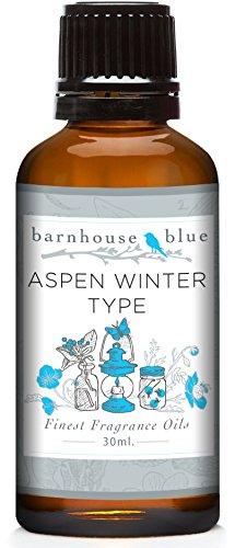 - Barnhouse Blue - Aspen Winter - Premium Grade Fragrance Oil ... (30ml)
