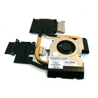 HP 666391-001 THERMAL MODULE - DISC VGA 2G Replaced: 653627-001