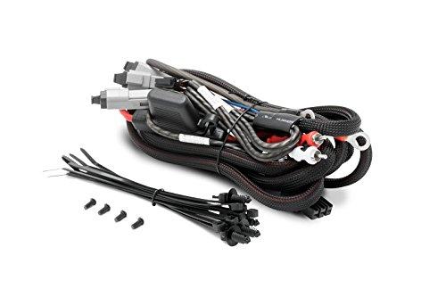 Rockford Fosgate rfgnrl-k8 Amp配線キットwith取り付けプレートポラリス一般の選択モデル B075HHZ2BG