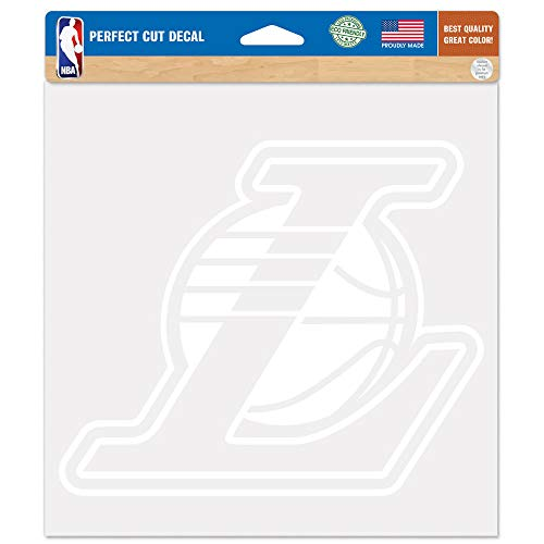 NBA Los Angeles Lakers Die-cut Decal, 8