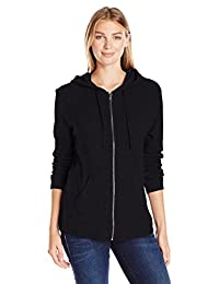 Hanes womens French Terry Full-zip Hoodie