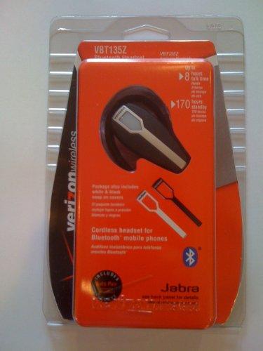 JABRA Bluetooth Headset, Verizon Wireless, (Verizon Bluetooth)