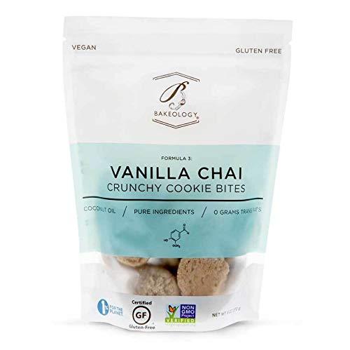 Bakeology - Vanilla Chai Cookie Bites, 6oz (2-PACK)
