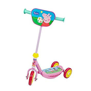 Peppa Pig - Patinete 3 Ruedas