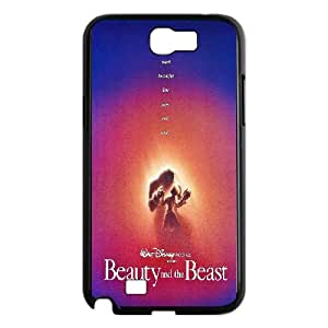 Samsung Galaxy N2 7100 Cell Phone Case Black Beauty and the Beast The Enchanted Christmas 011 YD699244