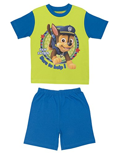 Price comparison product image Boys Paw Patrol Pyjamas Chase 'Here to Help' Shortie Set - - 3-4 years / 104 cms