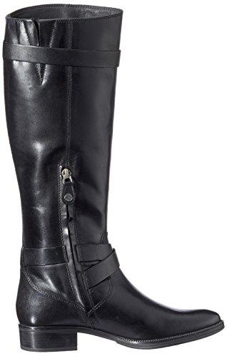 Eu Meldi Femme 35 Bottes Donna Negro Geox Stivali Noir black 8xOvP6q