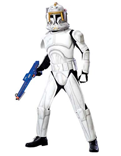 Rubie's Costume Co Clonetrooper Cody Dlx Adlt XL]()