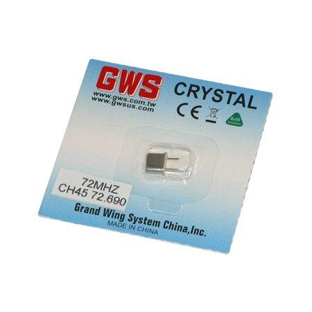 GWS FM Micro Receiver Crystal 72.69 (Gws Micro Receiver Crystal)