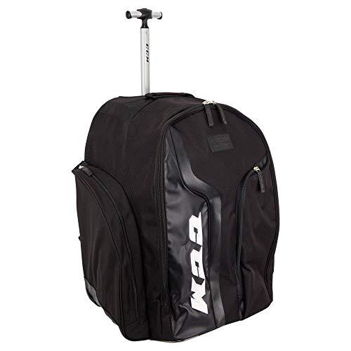 (CCM New EBP 290 17in. Wheeled Hockey Equipment Backpack - '17 Model)